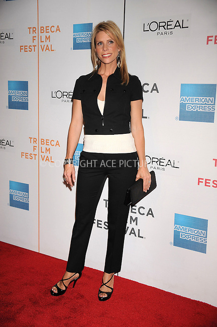 WWW.ACEPIXS.COM . . . . . ....April 25 2009, New York City....Actress/director Cheryl Hines attending the'Serious Moonlight' premiere as part of the 8th Annual Tribeca Film Festival at the BMCC Tribeca Performing Arts Center on April 25, 2009 in New York City.....Please byline: KRISTIN CALLAHAN - ACEPIXS.COM.. . . . . . ..Ace Pictures, Inc:  ..tel: (212) 243 8787 or (646) 769 0430..e-mail: info@acepixs.com..web: http://www.acepixs.com