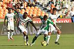 Nacional derroto 2x0 a la Equidad en la liga postobon en las Semifinales del torneo Finalizacion del futbol Colombiano