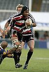 Waka Setitaia during the Air NZ Cup rugby game between Bay of Plenty & Counties Manukau played at Blue Chip Stadium, Mt Maunganui on 16th of September, 2006. Bay of Plenty won 38 - 11.