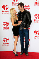 LAS VEGAS - SEP 19:  Anna Faris, Chris Pratt at the iHeart Radio Music Festival Night 1 at MGM Grand Resort and Casino on September 19, 2014 in Las Vegas, NV