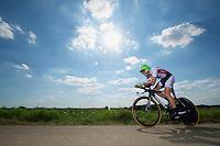 Lars Boom (NLD)<br /> <br /> Eneco Tour 2013<br /> stage 5: ITT<br /> Sittard-Geleen 13,2km