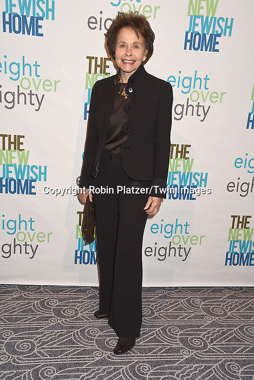 Marilyn Berger attends The New Jewish Home Gala Honoring 8 Over 80 on March 12, 2018 at the Ziegfeld Ballroom in New York, New York, USA.<br /> <br /> photo by Robin Platzer/Twin Images<br />  <br /> phone number 212-935-0770