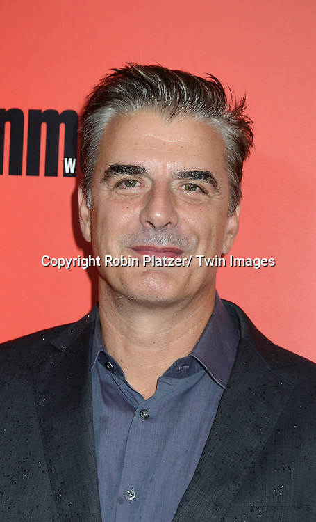 "Chris Noth attends the ""Don Jon"" New York Movie Premiere on September 12, 2013 at the SVA Theatre in New York City."