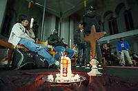 2014/09/11 Berlin | Kirchenbesetzung durch Flüchtlinge