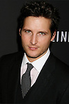 BEVERLY HILLS, CA. - February 17: Actor Peter Facinelli arrives at the 11th Annual Costume Designers Guild Awards at the Four Seasons Beverly Wilshire Hotel on February 17, 2009 in Beverly Hills, California.