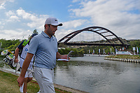 Francesco Molinari (ITA) makes his way to the tee on 13 during day 3 of the WGC Dell Match Play, at the Austin Country Club, Austin, Texas, USA. 3/29/2019.<br /> Picture: Golffile | Ken Murray<br /> <br /> <br /> All photo usage must carry mandatory copyright credit (© Golffile | Ken Murray)