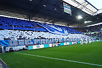 10.04.2019, Schauinsland-Reisen-Arena, Duisburg, GER, 2. FBL, MSV Duisburg vs. 1. FC Koeln,<br />  <br /> DFL regulations prohibit any use of photographs as image sequences and/or quasi-video<br /> <br /> im Bild / picture shows: <br /> Duisburger Core<br /> <br /> Foto &copy; nordphoto / Meuter