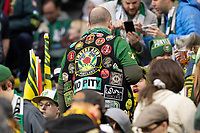 PORTLAND, OR - MARCH 01: Timbers Army during a game between Minnesota United FC and Portland Timbers at Providence Park on March 01, 2020 in Portland, Oregon.