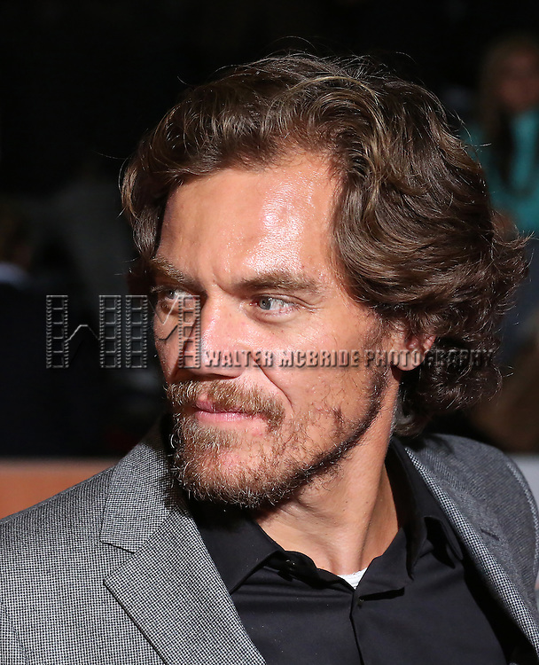 Michael Shannon attends the 'Freeheld' premiere during the 2015 Toronto International Film Festival at Roy Thomson Hall on September 13, 2015 in Toronto, Canada.