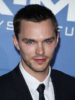 "NEW YORK CITY, NY, USA - MAY 10: Nicholas Hoult at the World Premiere Of Twentieth Century Fox's ""X-Men: Days Of Future Past"" held at the Jacob Javits Center on May 10, 2014 in New York City, New York, United States. (Photo by Jeffery Duran/Celebrity Monitor)"