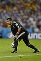 Sergio Romero (ARG), JUN 15, 2014 - Football / Soccer : FIFA World Cup Brazil<br /> match between Argentina and Bosnia Herzegovina at the Maracana Stadium in Rio de Janeiro, Brazil. (Photo by AFLO)