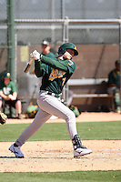 Sean Doolittle, Oakland Athletics 2010 minor league spring training..Photo by:  Bill Mitchell/Four Seam Images.