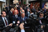 39&deg; ANNIVERSARIO STRAGE DI PIAZZA LOGGIA NELLA FOTO CORTEO DI PROTESTA DEL CENTRO SOCIALE MAGAZZINO 47 BRESCIA 28/05/2013 FOTO MATTEO BIATTA<br /> <br /> 39TH ANNIVERSARY OF PIAZZA LOGGIA MASSACRE IN THE PICTURE PROCESSION OF PROTEST OF THE ANTAGONISTS OF MAGAZZINO 47 BRESCIA 28/05/2013 PHOTO BY MATTEO BIATTA