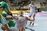 Mladen Rakcevic. MONTENEGRO vs BRAZIL: 25-26 - Preliminary Round - Group A