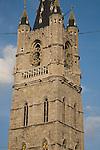 Belfort - Belfry, Ghent, Belgium, Europe