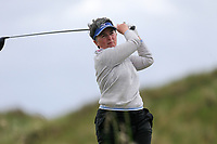 Claire McGonagle (Portsalon) during the 2nd round of the Irish Women's Open Stroke Play Championship, Enniscrone Golf Club, Enniscrone, Co. Sligo. Ireland. 16/06/2018.<br /> Picture: Golffile | Fran Caffrey<br /> <br /> <br /> All photo usage must carry mandatory  copyright credit (© Golffile | Fran Caffrey)
