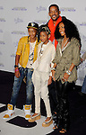 "{LOS ANGELES}, CA - {FEBRUARY} 08: Jaden Smith;Willow Smith;Will Smith and Jada Pinkett Smith attend the ""Justin Bieber: Never Say Never"" Los Angeles Premiere at Nokia Theatre L.A. Live on February 8, 2011 in Los Angeles, California."