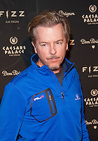 LAS VEGAS, NV - March 28: David Spade pictured arriving at FIZZ Grand Openign at Caesars Palace in Las Vegas, NV on March 28, 2014. © Kabik/ Starlitepics