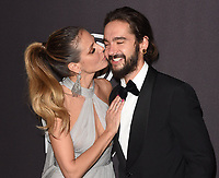 BEVERLY HILLS, CA - JANUARY 06: Heidi Klum (L) and Tom Kaulitz attend the 2019 InStyle and Warner Bros. 76th Annual Golden Globe Awards Post-Party at The Beverly Hilton Hotel on January 6, 2019 in Beverly Hills, California. <br /> <br /> CAP/MPI/IS<br /> &copy;IS/MPI/Capital Pictures