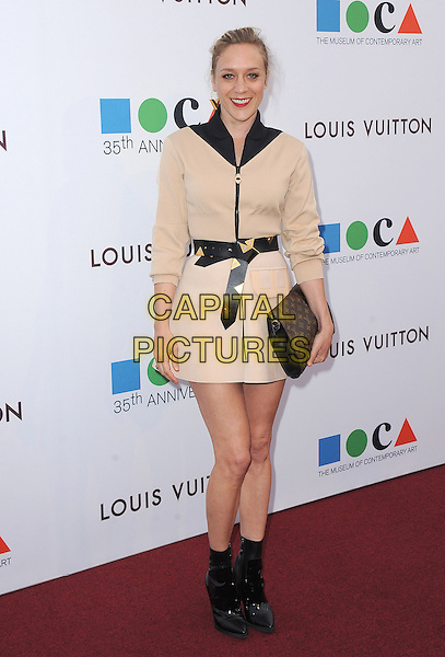 LOS ANGELES, CA - MARCH 29:  Chloe Sevigny at MOCA'S 35th Anniversary Gala presented by Louis Vitton at The Geffen Contemporary at MOCA on March 29, 2014 in Los Angeles, California. <br /> CAP/MPI/SK<br /> &copy;SK/MPI/Capital Pictures
