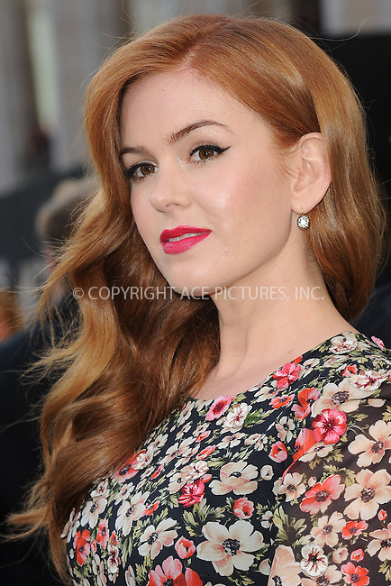 WWW.ACEPIXS.COM . . . . . .May 1, 2013...New York City...Isla Fisher attends the 'The Great Gatsby' world premiere at Avery Fisher Hall at Lincoln Center for the Performing Arts on May 1, 2013 in New York City ....Please byline: KRISTIN CALLAHAN - ACEPIXS.COM.. . . . . . ..Ace Pictures, Inc: ..tel: (212) 243 8787 or (646) 769 0430..e-mail: info@acepixs.com..web: http://www.acepixs.com .