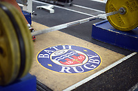 A general view of the gym at Farleigh House. Bath Rugby pre-season training on June 22, 2017 at Farleigh House in Bath, England. Photo by: Patrick Khachfe / Onside Images