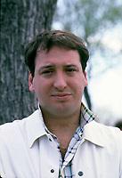 Claude Dauphin<br /> , depute provincial de marquette et futur maire de Lachine, vers 1986<br /> <br />  - PHOTO D'ARCHIVE :  Agence Quebec Presse