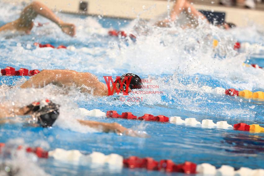 Eastern Michigan University Men's Swim Team @ OSU February 4th, 2011.
