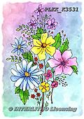 Kris, FLOWERS, BLUMEN, FLORES, paintings+++++,PLKKK3531,#f#, EVERYDAY