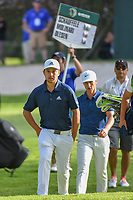 Xander Schauffele (USA) makes his way to the tee on 16 during round 2 of the World Golf Championships, Mexico, Club De Golf Chapultepec, Mexico City, Mexico. 2/22/2019.<br /> Picture: Golffile | Ken Murray<br /> <br /> <br /> All photo usage must carry mandatory copyright credit (© Golffile | Ken Murray)