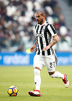 Calcio, Serie A: Juventus - Sassuolo, Torino, Allianz Stadium, 4 Febbraio 2018. <br /> Juventus' Stefano Sturaro in action during the Italian Serie A football match between Juventus and Sassuolo at Torino's Allianz stadium, February 4, 2018.<br /> UPDATE IMAGES PRESS/Isabella Bonotto