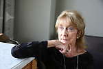 Dame Gillian Lynne at her home on March 10, 2016 in New York City.