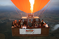20120710 July 10 Hot Air Balloon Gold Coast