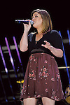 Kelly Clarkson performs at LP Field during the 2011 CMA Music Festival on June 9, 2011 in Nashville, Tennessee.