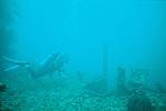 Plongées sur les épaves Ile de Coron dans l'archipel de Calamian. Philippines.