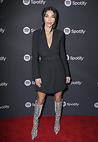 07 February 2019 - Westwood, California - Chantel Jeffries. Spotify &quot;Best New Artist 2019&quot; Event held at Hammer Museum. <br /> CAP/ADM/PMA<br /> &copy;PMA/ADM/Capital Pictures