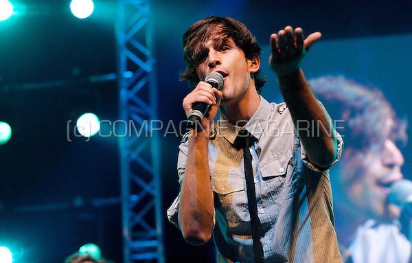 The Idool Live On Stage concert in the Lotto Arena, Antwerp (Belgium, 25/06/2011)