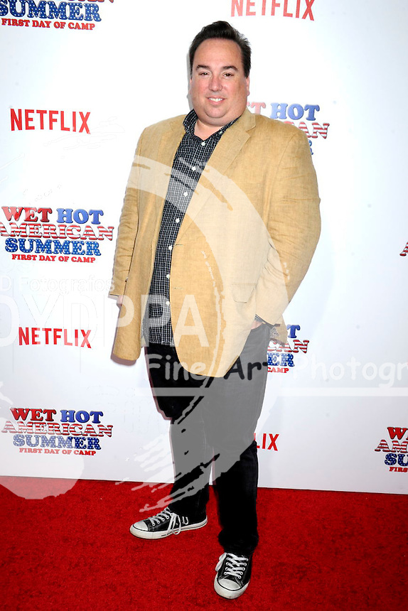 Peter Principato attending  the 'Wet Hot American Summer: First Day of Camp' Netflix series premiere at SVA Theater on July 22, 2015 in New York City