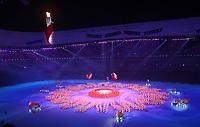 Beijing Olympic Closing Ceremony, AUGUST 24, 2008 - Closing Ceremony : Closing Ceremony for the Beijing 2008 Olympic Games at the National Stadium in Beijing, China.<br /> CERIMONIA DI CHIUSURA DEI GIOCHI OLIMPICI (AFLO SPORT/INSIDEFOTO) [0008]