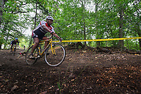 Hyattsville Cyclocross race at Magruder Park in Hyattsville, MD on Sunday, October 4, 2015.  www.alanpsantos.com
