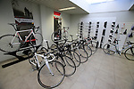 The showrooms at the Ridley factory in Paal-Beringen, Belgium, 21st March 2013 (Photo by Eoin Clarke 2013)