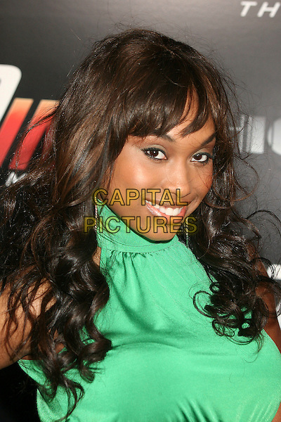 "ANGELL CONWELL.""Redline"" Los Angeles Premiere at Grauman's Chinese Theatre, Hollywood, California, USA, 12 April 2007..portrait headshot.CAP/ADM/BP.©Byron Purvis/AdMedia/Capital Pictures."
