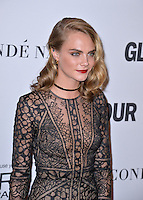 LOS ANGELES, CA. November 14, 2016: Model Cara Delevingne at the Glamour Magazine 2016 Women of the Year Awards at NeueHouse, Hollywood.<br /> Picture: Paul Smith/Featureflash/SilverHub 0208 004 5359/ 07711 972644 Editors@silverhubmedia.com