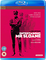 Entertaining Mr. Sloane (1970) <br /> BLU RAY COVER ART<br /> *Filmstill - Editorial Use Only*<br /> CAP/KFS<br /> Image supplied by Capital Pictures