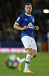 Tom Cleverley of Everton during the Premier League match at Goodison Park Stadium, Liverpool. Picture date: September 30th, 2016. Pic Simon Bellis/Sportimage