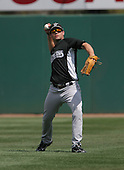 John Gall of the Florida Marlins vs. the Houston Astros March 15th, 2007 at Osceola County Stadium in Kissimmee, FL during Spring Training action.  Photo copyright Mike Janes Photography 2007.
