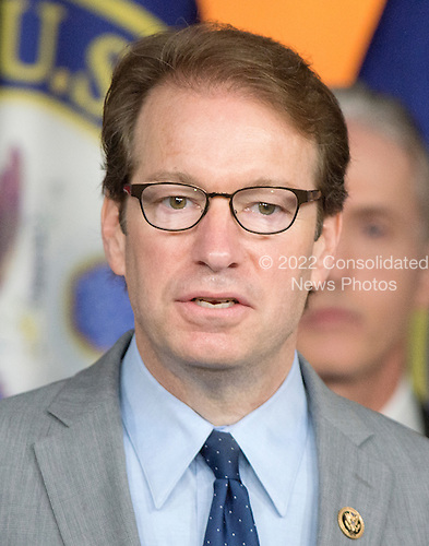 United States Representative Peter Roskam (Republican of Illinois) one of the Republican members of the US House Select Committee on the Events Surrounding the 2012 Terrorist Attack in Benghazi, Libya, makes remarks at a press conference in the US Capitol in Washington, DC announcing the release of the committee report on Tuesday, June 28, 2016.  <br /> Credit: Ron Sachs / CNP