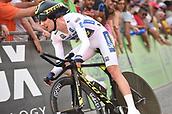 28th May 2017, Milan, Italy; Giro D Italia; stage 21 Monza to Milan; Orica - Scott; Yates, Adam; Milano;