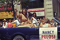 Congresswoman Nancy Pelosi
