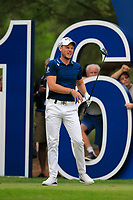 Danny Willett (ENG) on the 16th tee during the 3rd round of the DP World Tour Championship, Jumeirah Golf Estates, Dubai, United Arab Emirates. 17/11/2018<br /> Picture: Golffile | Fran Caffrey<br /> <br /> <br /> All photo usage must carry mandatory copyright credit (© Golffile | Fran Caffrey)